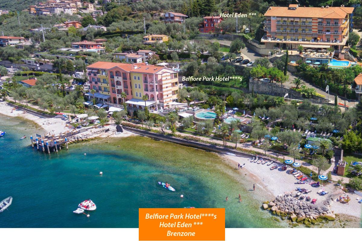 Consolini Hotels Brenzone