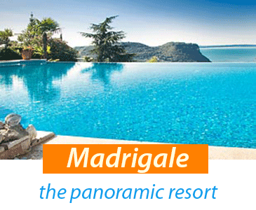 Hotel Residence Madrigale - Marciaga Garda