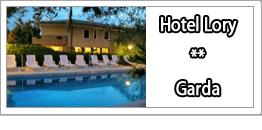 Hotel Lory ** Garda, Gardasee - einfaches Hotel mit Schwimmbad
