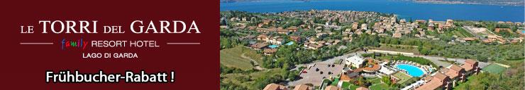 Le Torri del Garda - 4 Sterne Familienhotel, Torri, Gardasee