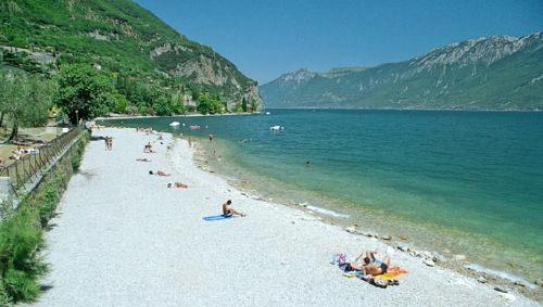 gardasee strand karte Strand in Gargano   Gardasee