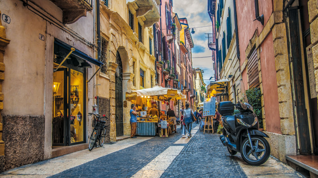 Verona Innenstadt