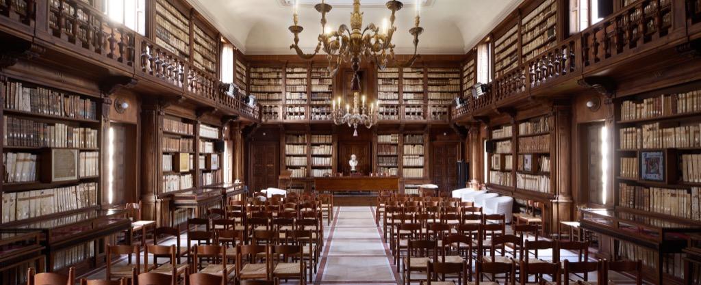 Biblioteca Capitolare Verona: la più antica biblioteca al mondo